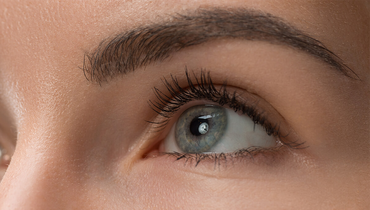 Eyebrow lift surgery